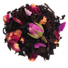 CBD Ingestibles™ Rose Pu-Erh Tea